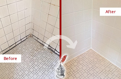 Residential Caulking Sir Grout Northern New Jersey - Bathroom caulking service