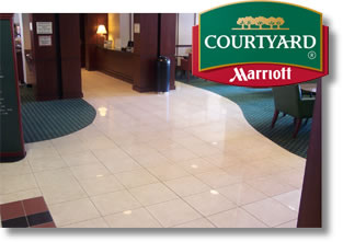 Image of a Courtyard by Marriot