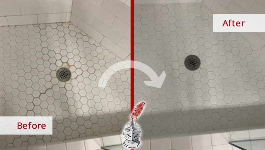 Our Tile And Grout Cleaners In New City Nj Totally Red