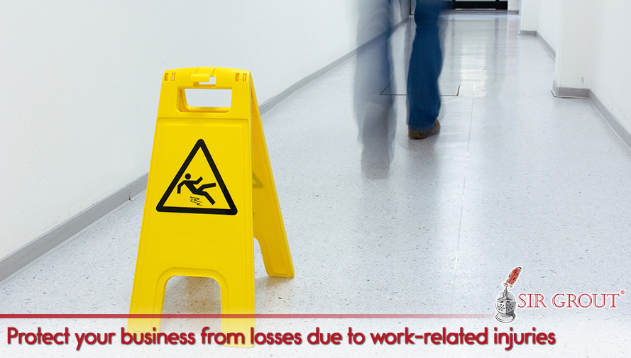 Protect your Business from Losses due to Work-Related Injuries